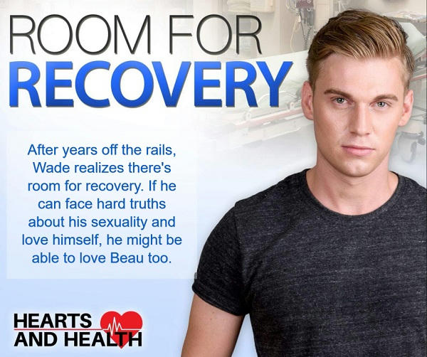 D.J. Jamison - Room For Recovery Promo