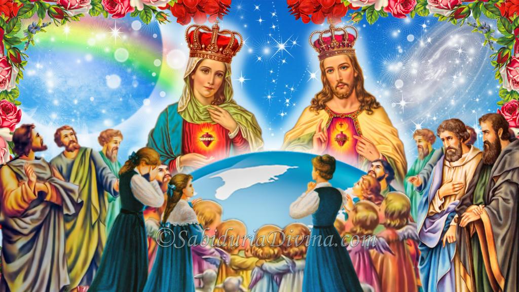 Jesus y Maria Iglesia