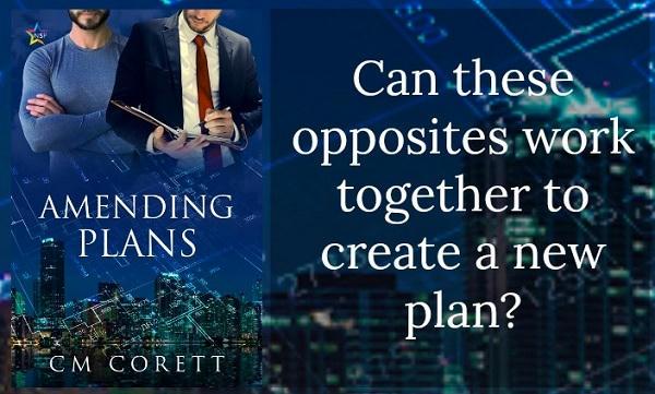 C.M. Corett - Amending Plans Graphic