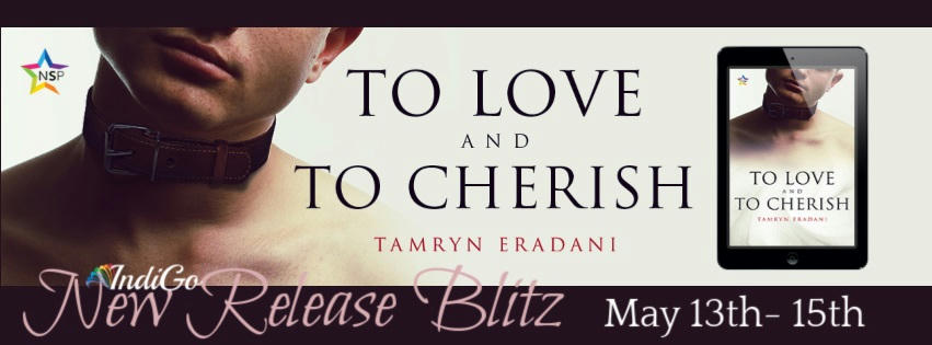 Tamryn Eradani - To Love and To Cherish RB Banner