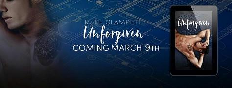 Ruth Clampett - Unforgiven Banner 1