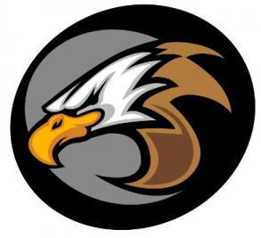 R.J. Scott & V.L. Locey - Owatonna Eagles logo