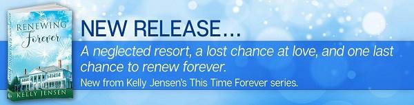 Kelly Jensen - Renewing Forever Banner