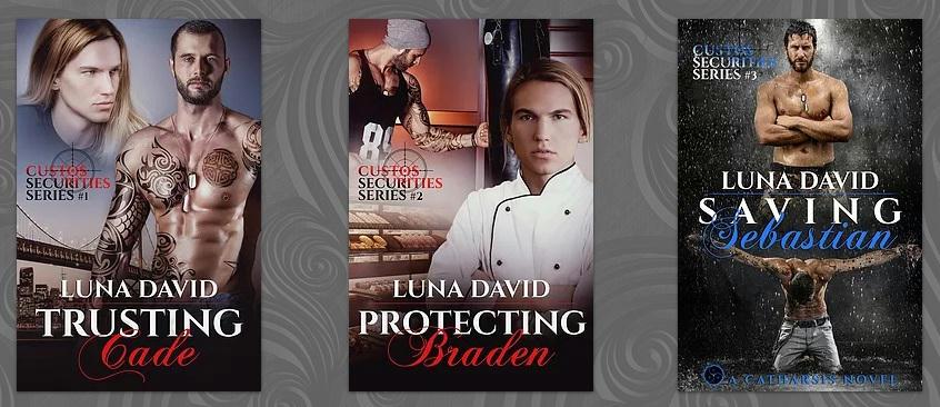 Luna David - Custos Security Banner