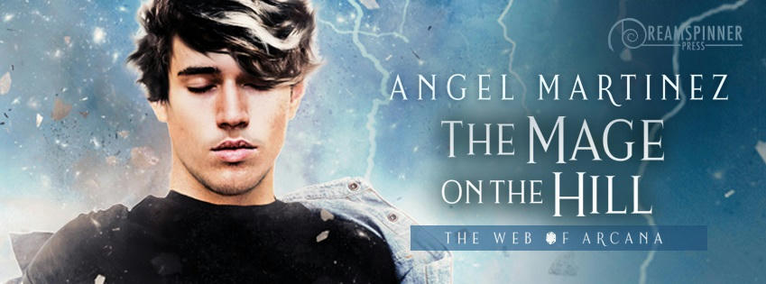 Angel Martinez - Mage on the Hill Banner