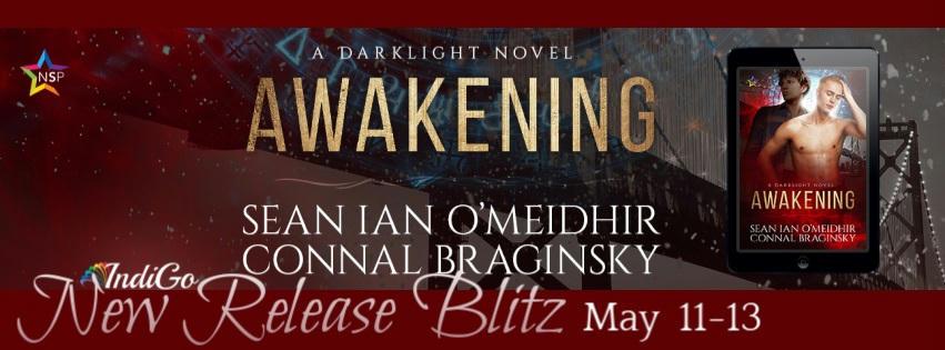 Connal Braginsky and Sean Ian O'Meidhir - Awakening Banner
