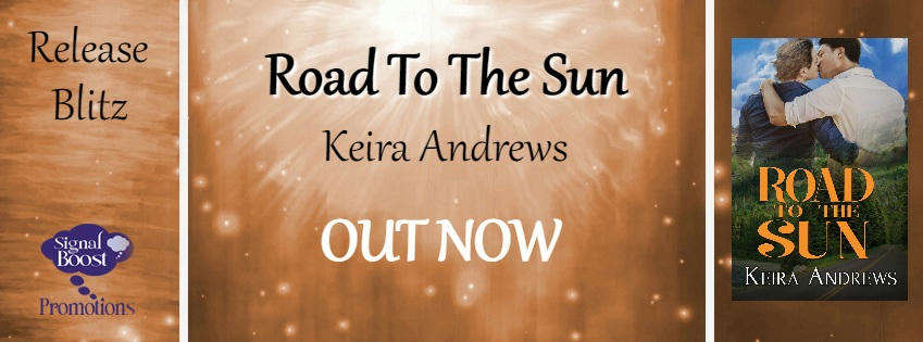Keira Andrews - Road to the Sun RB Banner