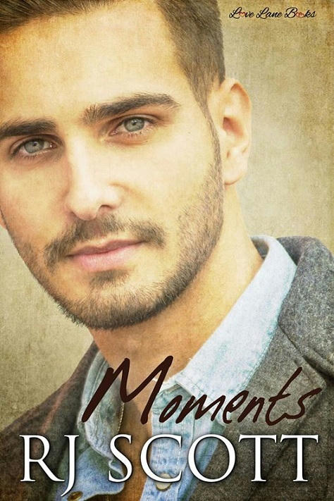 R.J. Scott - Moments Cover