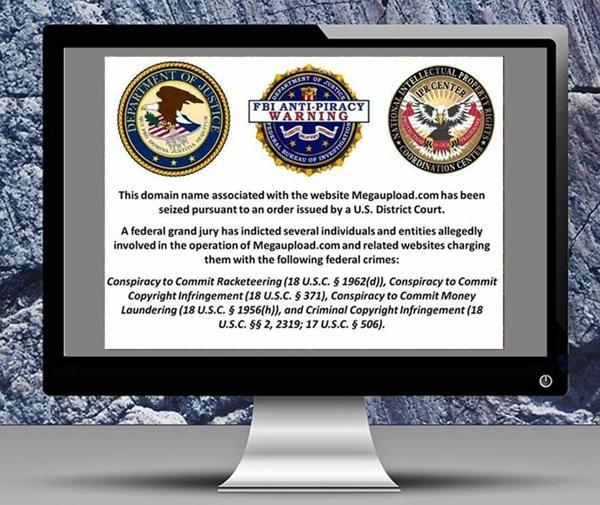 Megaupload Fbi