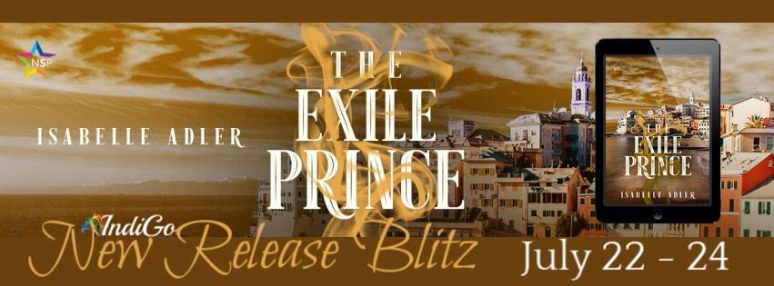 Isabelle Adler - The Exile Prince RB Banner