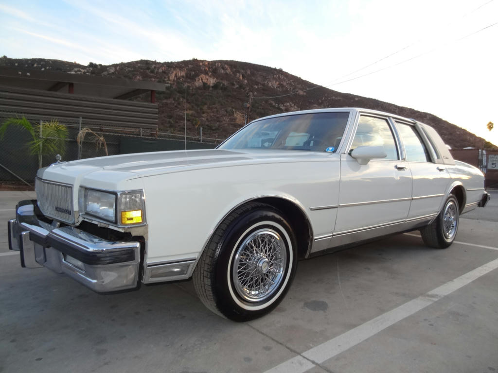 All Chevy 1987 chevrolet caprice classic brougham : Test Drive the 1990 Chevrolet Caprice Classic - The Siccness Network