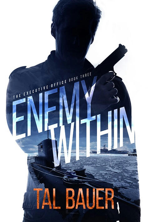 Tal Bauer - Enemy Within Cover