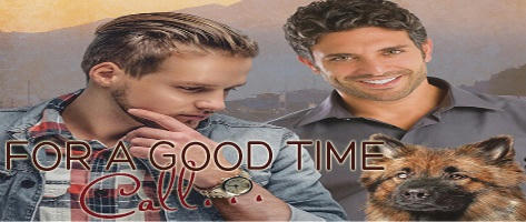 Anne Tenino & E.J. Russell - For A Good Time Call Banner