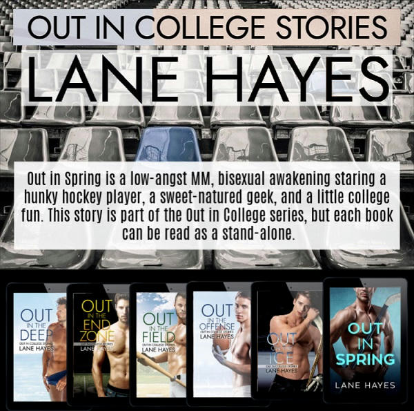Lane Hayes - Out in Series Promo