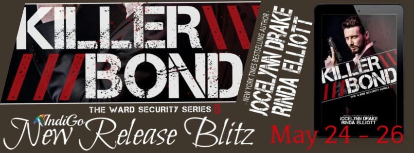 Jocelynn Drake & Rinda Elliott May - Killer Bond Blitz Banner