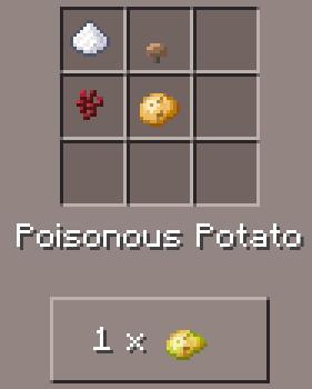 014015 Super Potato Uses 2000 Mcpe Mods Tools
