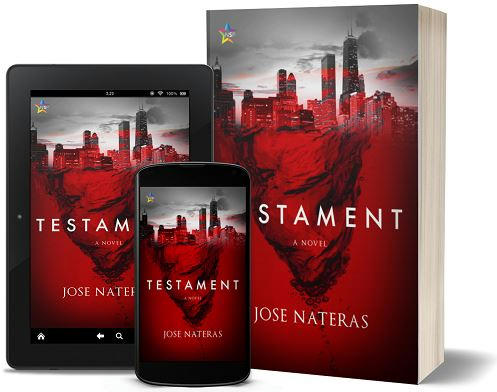 Jose Nateras - Testament 3d Promo