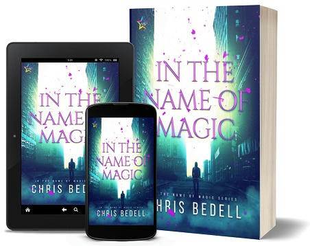Chris Bedell - In the Name of Magic 3d Promo