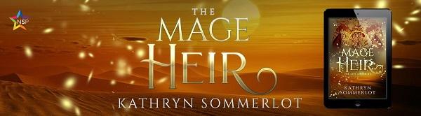 Kathryn Sommerlot - The Mage Heir NineStar Banner