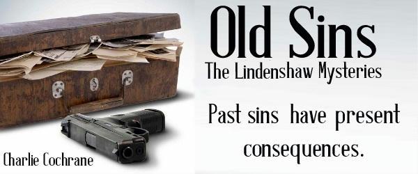 Charlie Cochrane - Old Sins banner 1