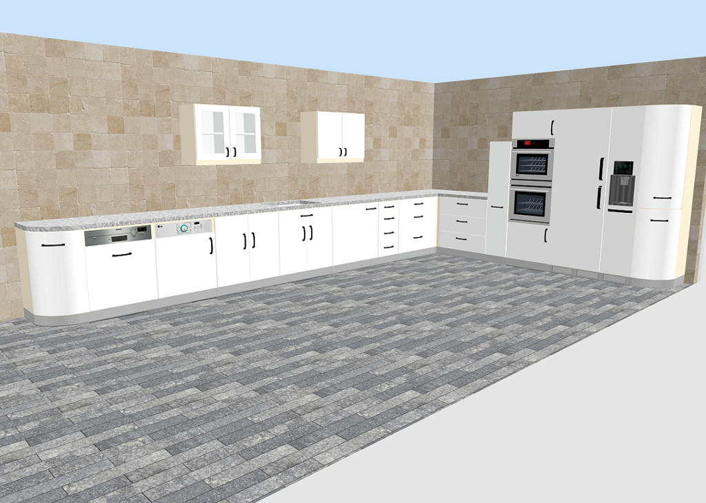 3d Kitchen Cabinets