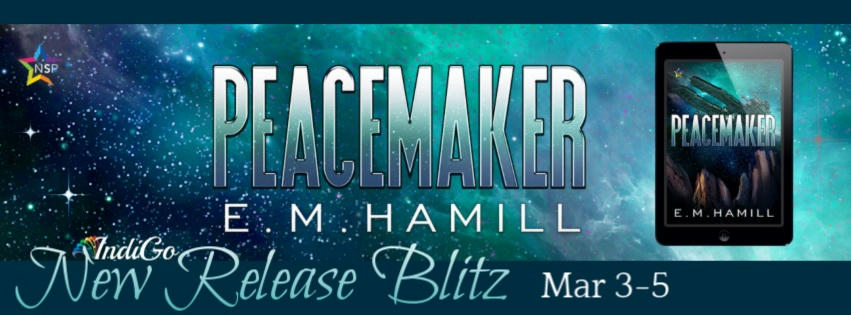 E.M. Hamill - Peacemaker RB Banner
