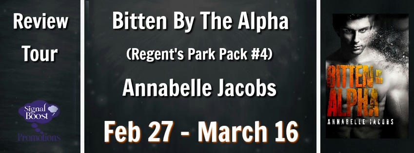 Annabelle Jacobs - Bitten By The Alpha RTBanner