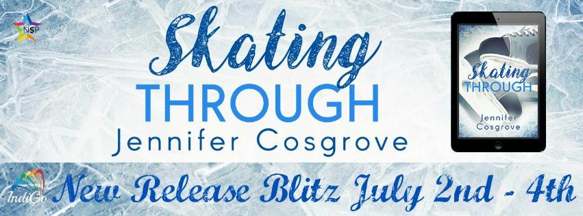 Jennifer Cosgrove - Skating Through RB Banner
