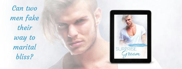 D.J. Jamison - Surprise Groom Banner