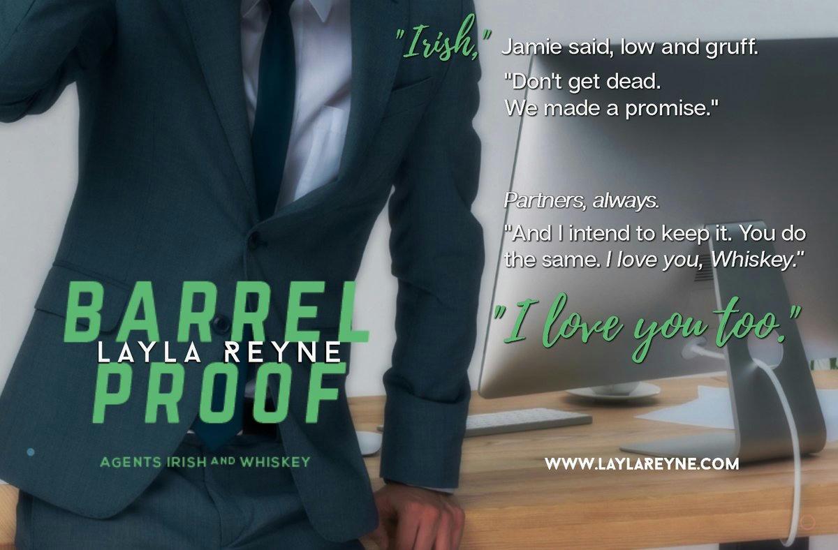 Layla Reyne - Barrel Proof Teaser