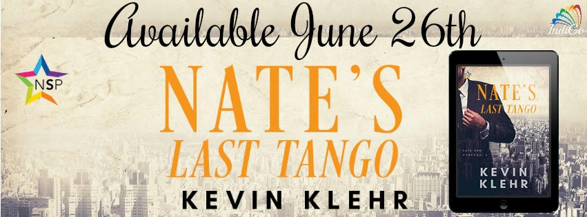 Kevin Klehr - Nate's Last Tango RB Banner
