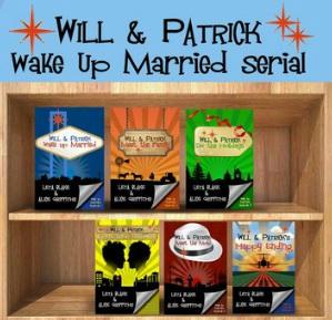 Leta Blake - Will & Patrick Wake Up Married 1 - 6 Square