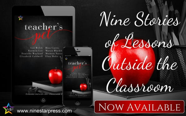 Anthology - Teacher's Pet 2 Now Available