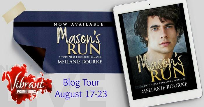 Mellanie Rourke - Mason's Run Tour Banner