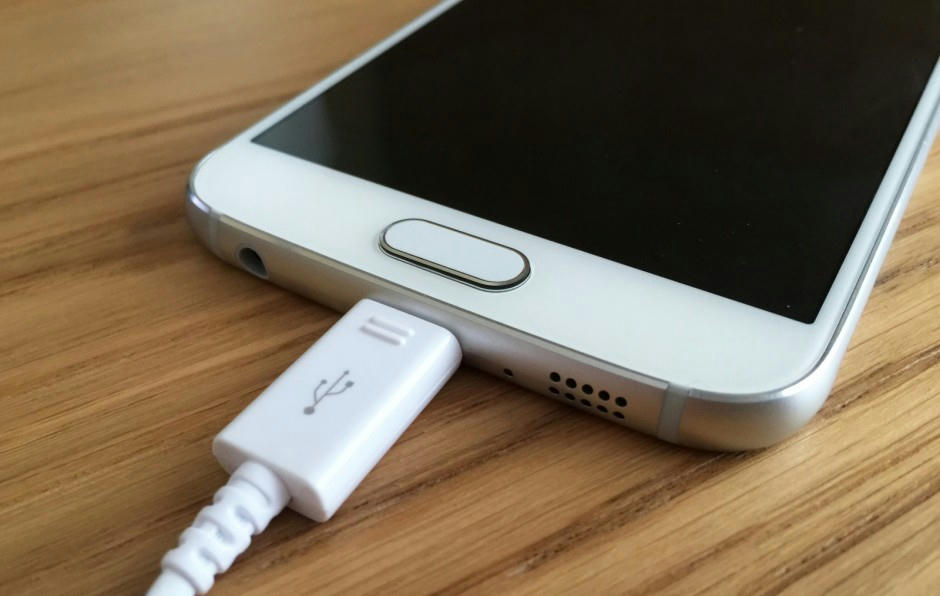 Samsung Galaxy S6 Charging using USB 3.0 Charger, Samsung Galaxy S6 Not Charging?