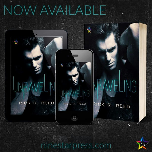 Rick R. Reed - Unraveling Available Now