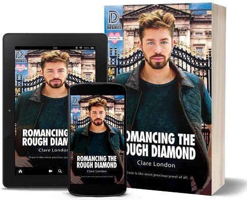 Clare London - Romancing The Rough Diamond 3d Promo
