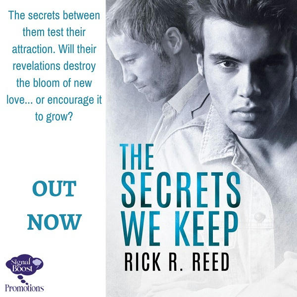Rick R Reed - The Secrets We Keep INSTAPROMO-91