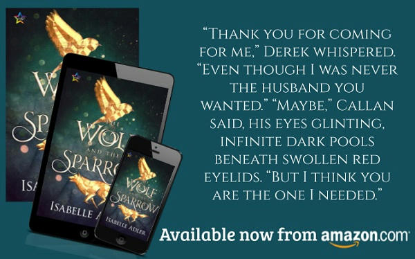 Isabelle Adler - The Wolf and the Sparrow Teaser