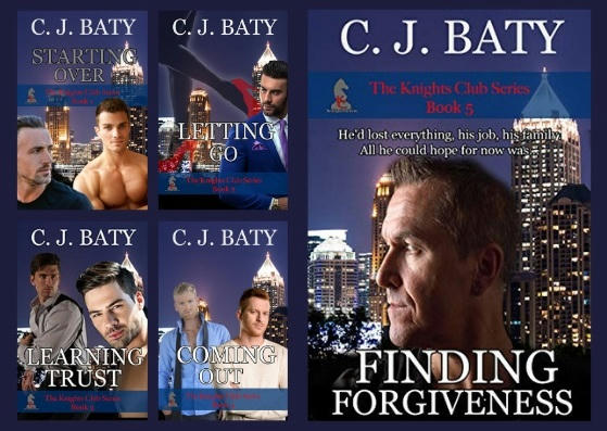 C.J. Baty - The Knights Club Series Covers