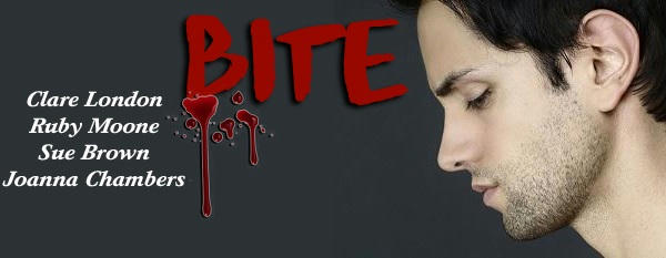 BITE - Various Authors Banner