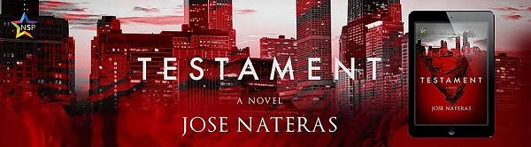 Jose Nateras - Testament NineStar Banner