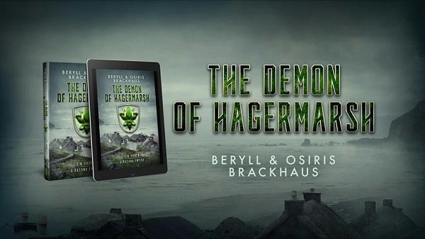 Beryll and Osiris Brackhaus - The Demon of Hagermarsh Banner 3