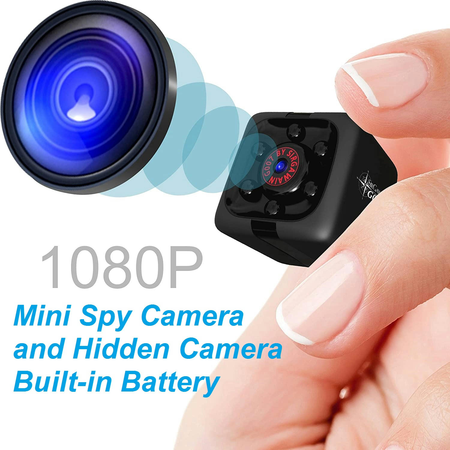 Mini Spy Camera-Hidden Camera Built-in Battery-Night Vision -online store shopping-electronics store near my location-online ordering