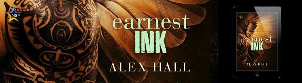 Alex Hall - Earnest Ink NineStar Banner