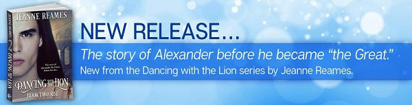 Jeanne Reames - Dancing with the Lion Rise Riptide Banner