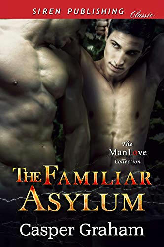 Casper Graham - The Familiar Asylum Cover