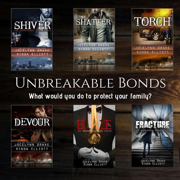 Jocelynn Drake and Rinda Elliott - Unbreakable Bonds series