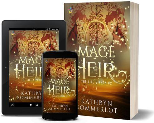 Kathryn Sommerlot - The Mage Heir 3d Promo
