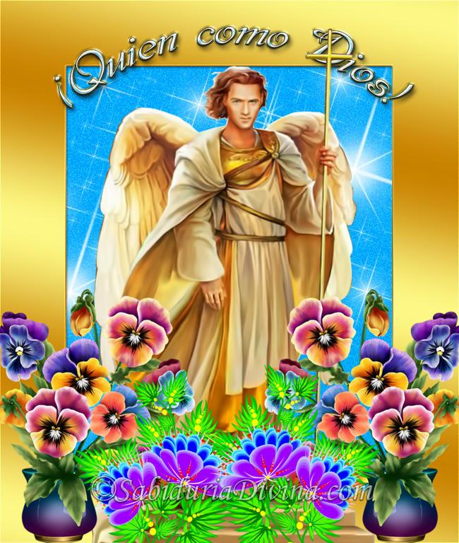 Anjo; St Michael Archangel